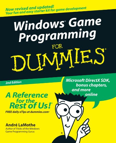 Windows Game Programming For Dummies by Brand: For Dummies