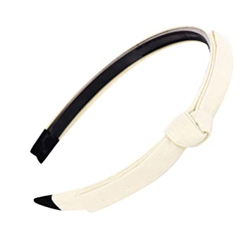 Woman Cute Bow Knot Hairband Hoop Simple Sweet Girl Headband Hair Accessories