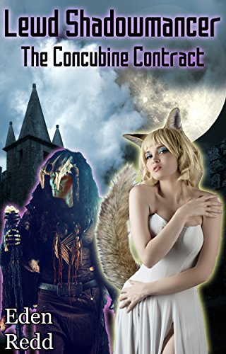 Lewd Shadowmancer: The Concubine Contract: A Dark Fantasy Digital Adventure (Lewd Saga Book 9)
