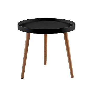ZOYO Table d\'appoint pour Salon, Petite Table Basse, Moderne ...