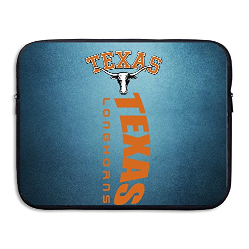 ZOENA Texas Longhorns College Water-resistant Tablet Carrying Cover Bag 13-15 Inch