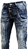 JEANS KOSMO LUPO HOMME NEUF TOUTE TAILLE (W36L34 T.46)