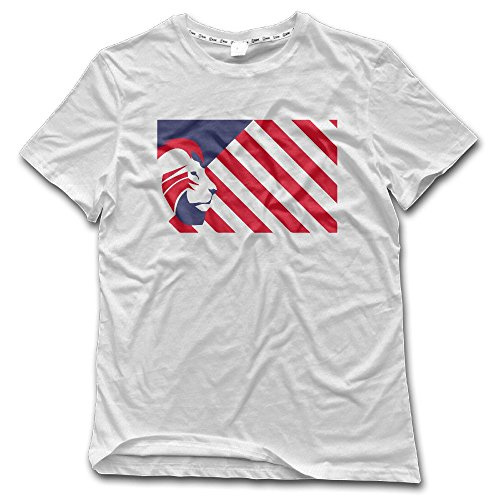 maga-trump-lion-logo-cool-fashion-mens-short-sleeved-t-shirts