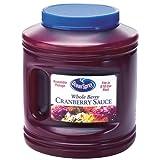 Ocean Spray Resealable Cranberry Whole Sauce 101 oz. (6 count)