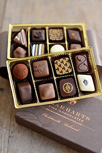 Gearharts Fine Chocolates-16 Piece Gift Assortment
