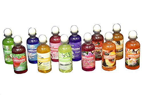 12 pack insparation liquids 9oz assortment B all 12 new spring scents