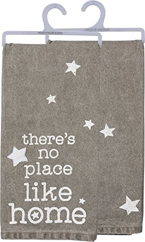 Primitives by Kathy Dish Towel There's No Place Like Home Kitchen Accessories