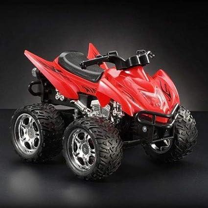 Mogicry Mando a Distancia de la Motocicleta Escala 2.4G R/C simulación ATV Vehículo de
