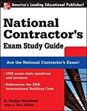 National Contractor's Exam Study Guide (McGraw-Hill's National Contractor's Exam Study Guide)
