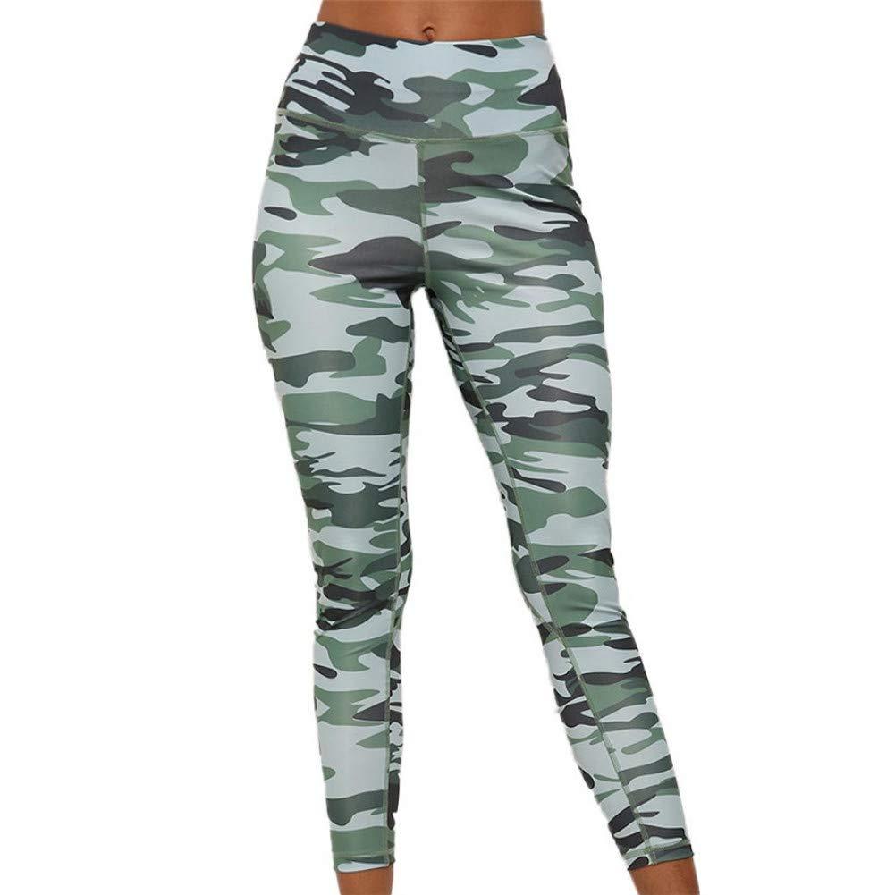 YUYOGAP Sportyogahosen Der Frauen Drücken Hohe Taillensportbeiläufige Yogahosengamaschen Hoch Schnelltrocknend Für Damen