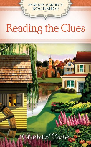 Reading the Clues (Secrets of Mary's Booksshop: Thorndike Press Large Print Christian Mystery)
