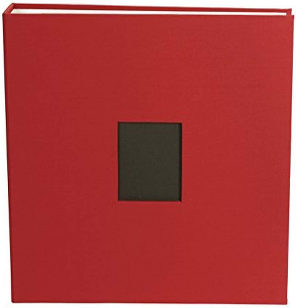 Cardinal American Crafts 12-Inch by 12-Inch D-Ring Modern Scrapbooking Album