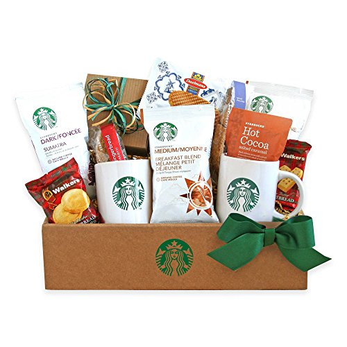 Epitome Starbucks Coffee and Cocoa Gift Set