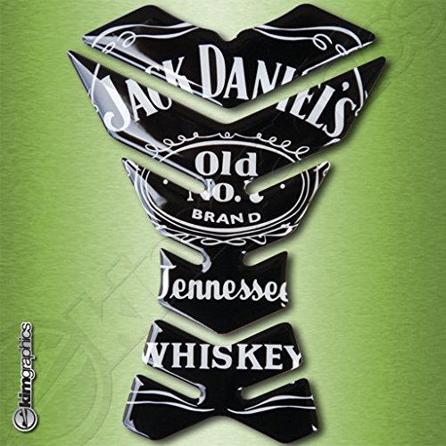 Paraserbatoio Jack Daniels whiskey tank pad motogp honda kawasaki suzuki yamaha ducati: Amazon.es: Juguetes y juegos