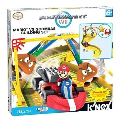 Nintendo Mario Circuit Mario Vs The Goombas Building Set by Nintendo