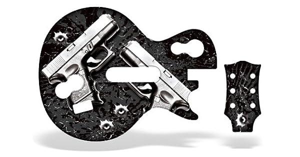 Guitar Hero 3 - Skin para Guitar Hero 3 de Xbox 360 y PS3, diseño ...