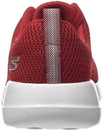 Skechers Para red Max Go Rojo effort Red Zapatillas Hombre Walk CRwRqXr