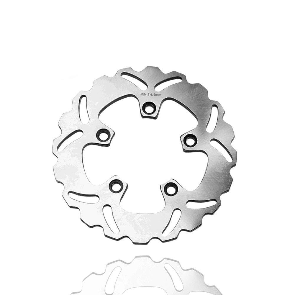 MC MOTOPARTS Rear Brake Disc Rotor 1 Piece For GSX-R 750 96-14 00 01 02 03 04 05
