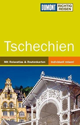 DuMont Richtig Reisen Reiseführer Tschechien Broschiert – 2010 Heinz Tomek Eva Gründel DuMont Reiseverlag 3770176197