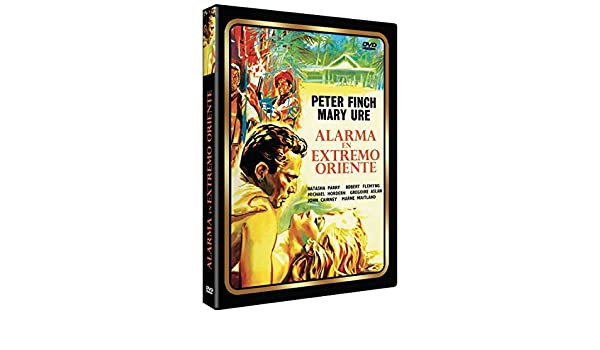 Amazon.com: Alarma En Extremo Oriente (Windoms Way) [Non ...