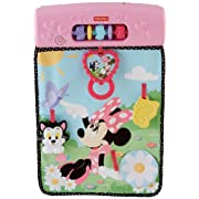 Fisher-Price Disney Baby, Minnie Mouse Playard Activity Panel