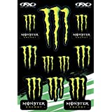 Monster Energy Factory Effex FX 45x30 cm Moto Velo Deco Big Monster Energy stickers