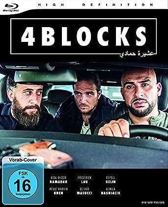 4 Blocks Die Komplette Erste Staffel 2 Blu Rays Amazonde Kida