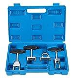 8MILELAKE 4 pcs Ignition Coil Puller Spark Plug Plug Extractor Set Car