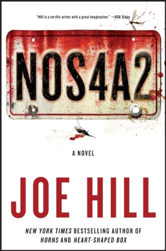 NOS4A2: A Novel cover