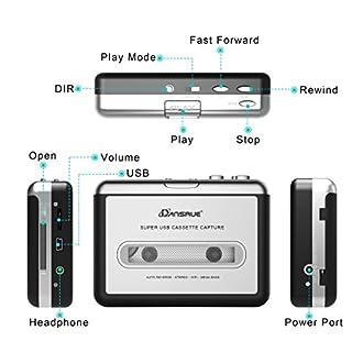 Cassette MP3 Converter Image