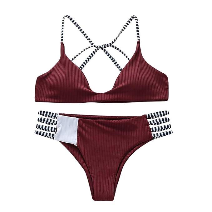 Opaky Piezas De Baño Bikini En Estampado Con Traje 2 Color K1JTcFl