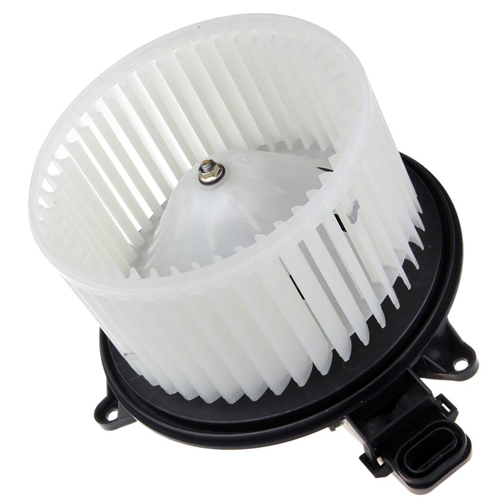 SCITOO ABS Plastic Heater Blower Motor w//Fan HVAC Resistors AC Blowers Motors fit for 2009-2014 Ford Expedition //2009-2014 Ford F-150//2009-2014 Lincoln Navigator Front
