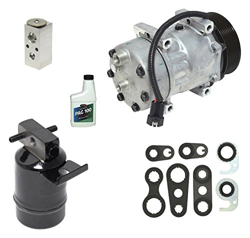 Universal Air Conditioner KT 4635 A/C Compressor and Component Kit