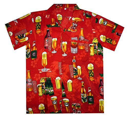 hawaiian shirt beer - 6
