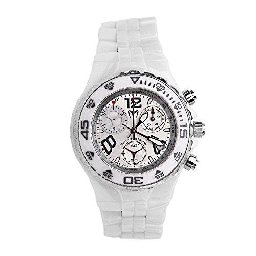 (TechnoMarine Unisex TMYC05C MoonSun Ceramic Chrono Watch )