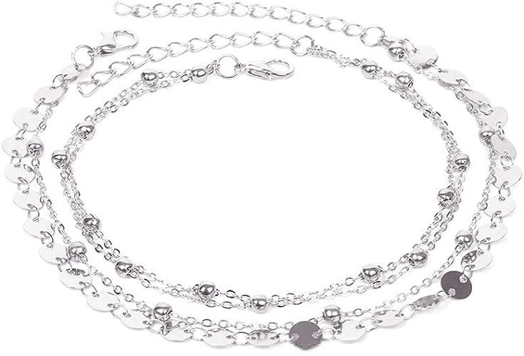 Beach Ankle Tassel Anklet Jewelry Pentagram Anklet Beauty Supply SL