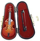 Music Treasures Co. Upright Bass Miniature