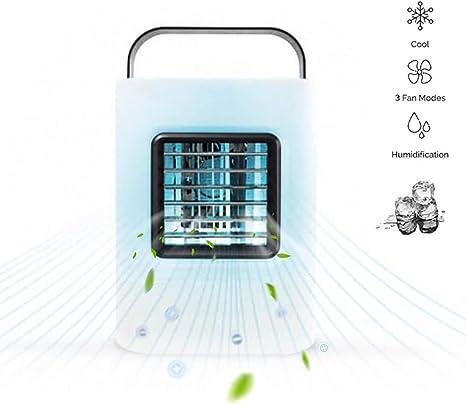 HHH Aire Acondicionado Portátil Mini Purificador de Enfriador de ...