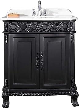 Ove Decors Trent 30 Single Bowl Bathroom Vanity 30 Inch Amazon Com
