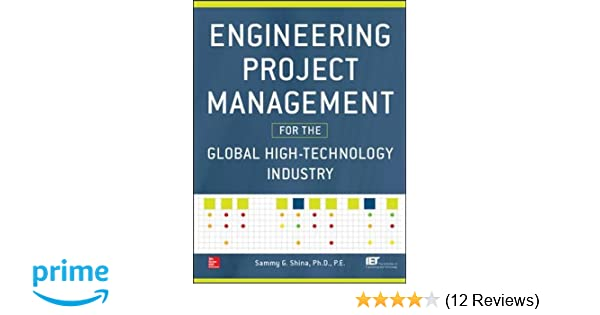 Amazon com: Engineering Project Management for the Global