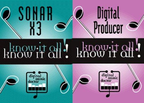 Sonar Video Tutorials - Sonar X3 & Digital Producer Video Tutorials