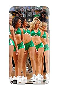 New Style 8154395K555673821 boston celtics cheerleader basketball nba NBA Sports & Colleges colorful Note 3 cases
