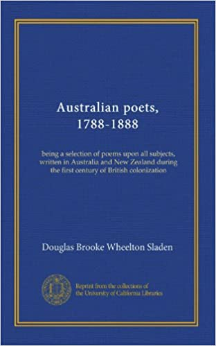 australian poems about australia