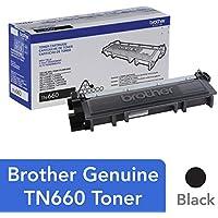 Brother Genuine High Yield Toner Cartridge, TN660,...