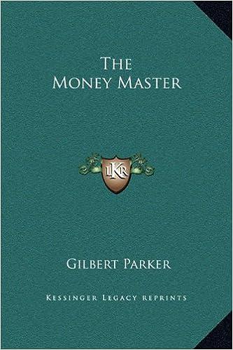 Book The Money Master