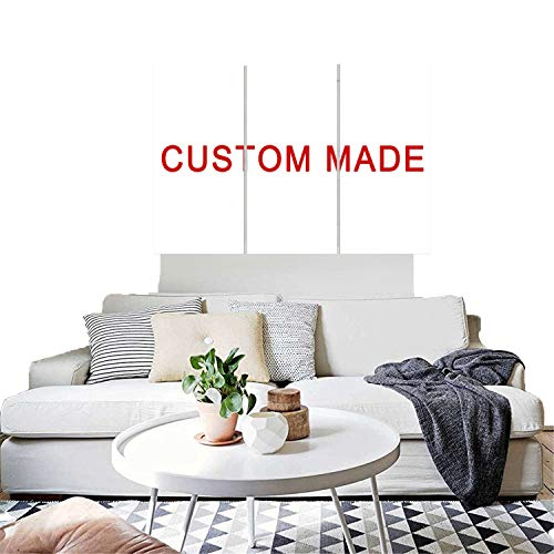 Custom Abstract Paintings On Canvas with Your Pictures Printed Wall Art Poster,Wall Decor Modern Artwork Personalized Giclee Landscape for Home Decor Bedroom -No Frame