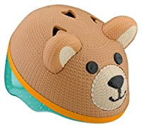 Keep your little one safe with a helmet as cute and cuddly as they are. This Infant Teddy Bear helmet from Schwinn is the perfect way to protect your child's noggin and keep them looking stylish for the next impromptu photo session. Don't be fooled, ...