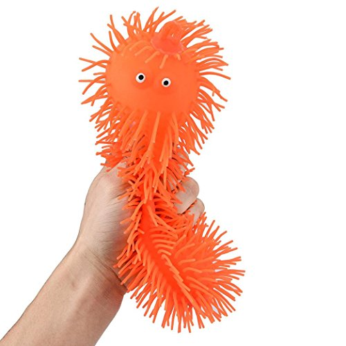 Tsmile Stress Reliever Toys Squeeze Light Caterpillar Kids Toys To Vent Caterpillars - It Costume Yourself Minion Do