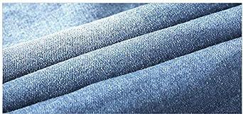 Leggings de extensi/ón de Cintura Embarazada Pantalones de Mezclilla Flacos Bmeigo Jeans de Maternidad de Las Mujeres