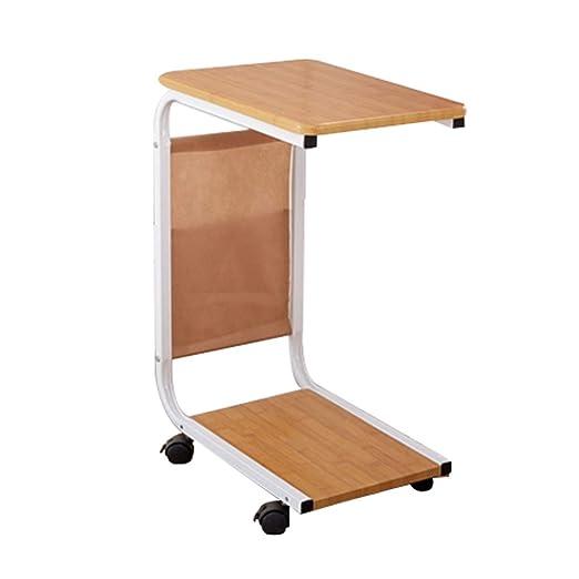MSNDIAN Se puede mover la mesa de la pequeña mesa de té contraído ...